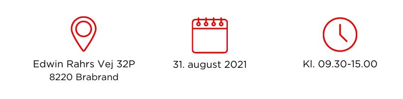 Dato for udflugt til Moesgaard