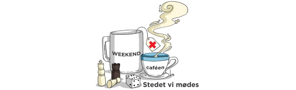 Weekendcafe i Aarhus